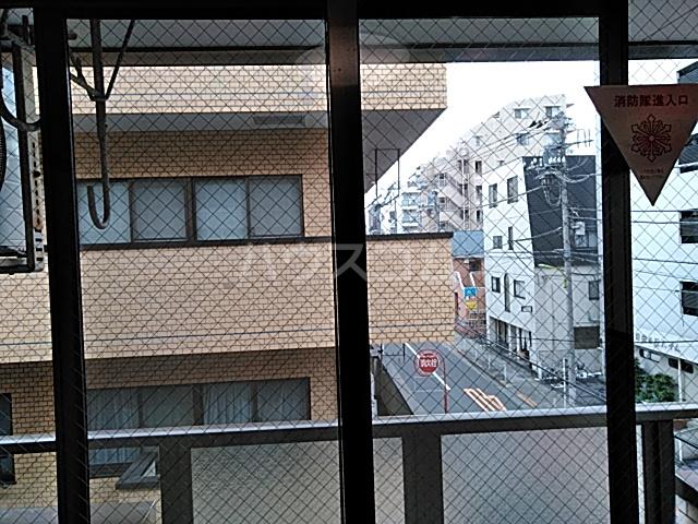 ワイズニール自由が丘 301号室の景色