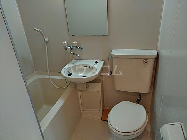 ワイズニール自由が丘 301号室の風呂