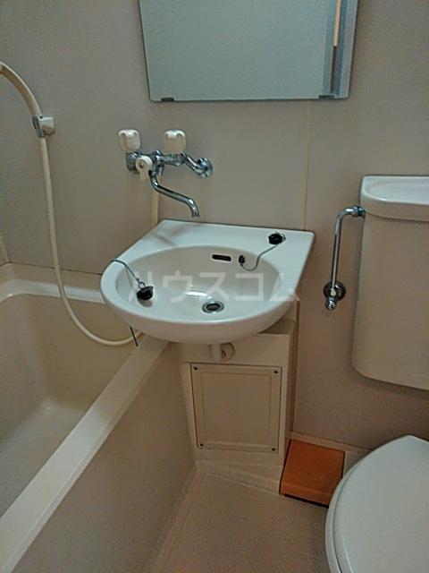 ワイズニール自由が丘 301号室の洗面所