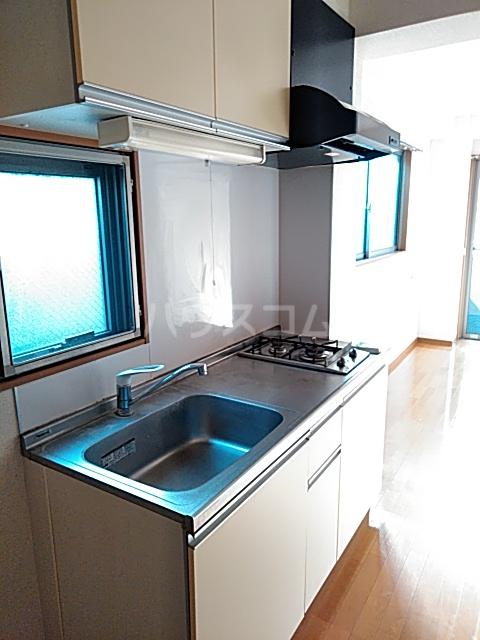 アーバン九品仏 301号室のキッチン