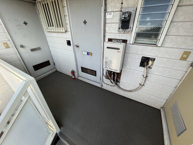 コーポラスやまと B202号室の居室