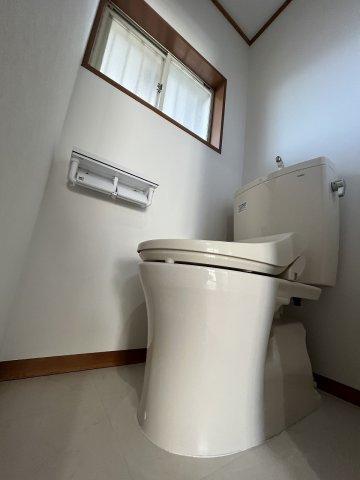 コーポラスやまと B202号室のトイレ