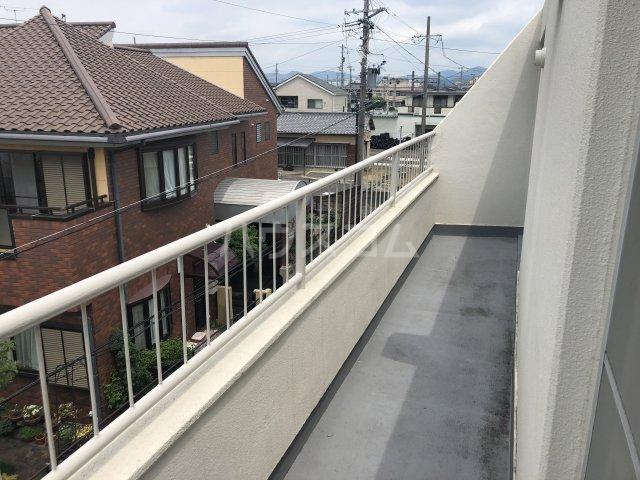 コーポ倉屋敷 301号室の景色