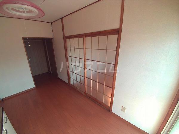 畔柳ハイツ 302号室のリビング