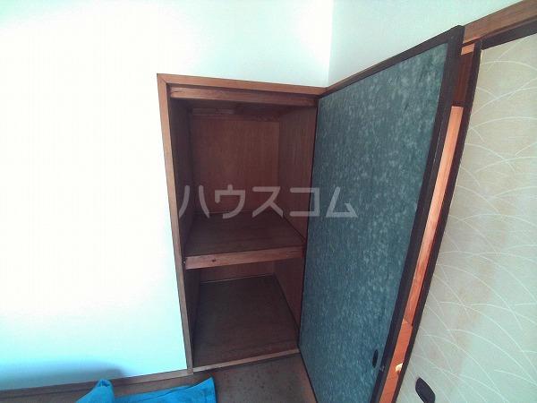 畔柳ハイツ 302号室の収納