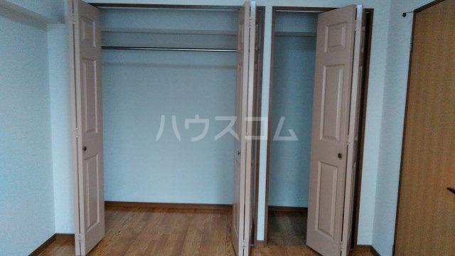 サンヴィレッテ 105号室の収納