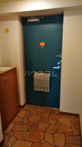 サンヴィレッテ 105号室の玄関