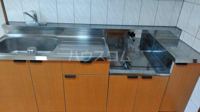 サンヴィレッテ 105号室のキッチン