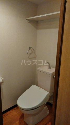 サンヴィレッテ 105号室のトイレ