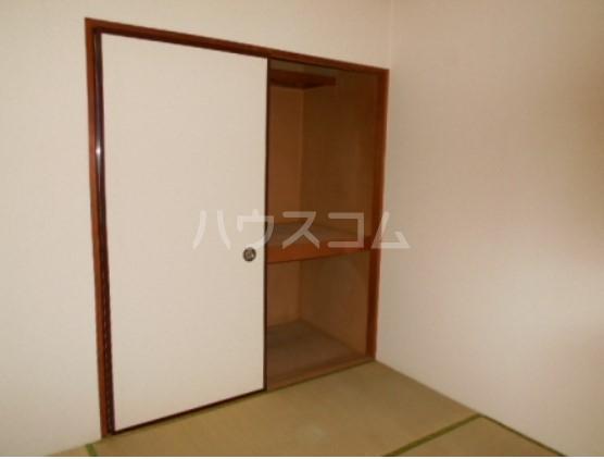 神取ハイツ 103号室の収納
