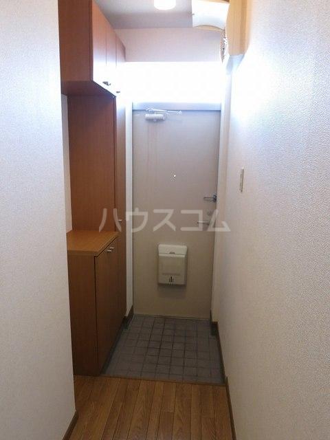 アメニティハイツA 01010号室のバルコニー