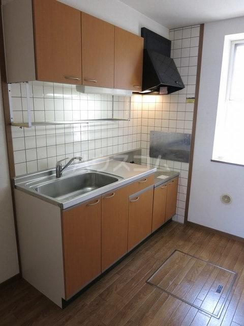 アメニティハイツA 01010号室の風呂