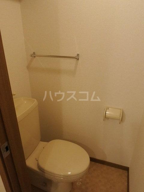 アメニティハイツA 01010号室の洗面所