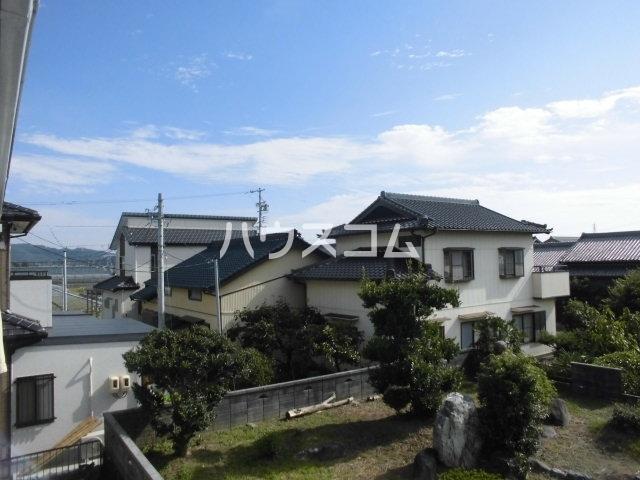 ハイツセラA 203号室の駐車場