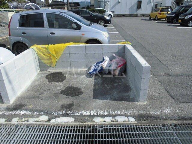 ハイツセラA 203号室の設備