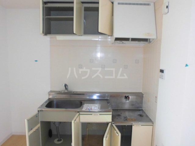 ハイツセラA 203号室のキッチン