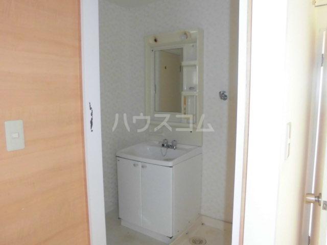 ハイツセラA 203号室の洗面所