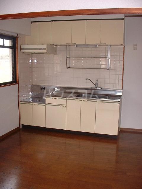 クルーズ タケムラ 403号室のキッチン