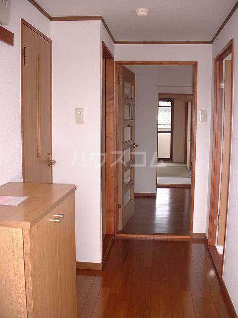 クルーズ タケムラ 403号室の玄関