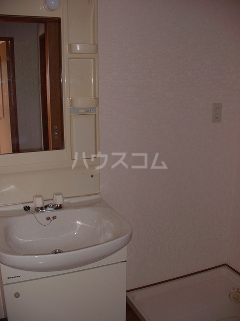 クルーズ タケムラ 403号室の洗面所
