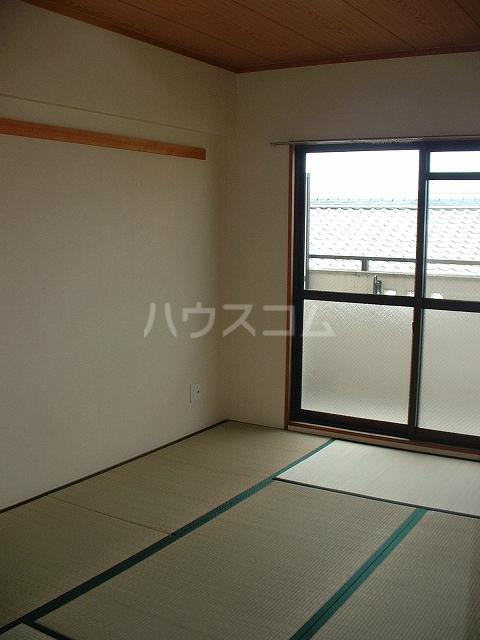 クルーズ タケムラ 403号室のベッドルーム