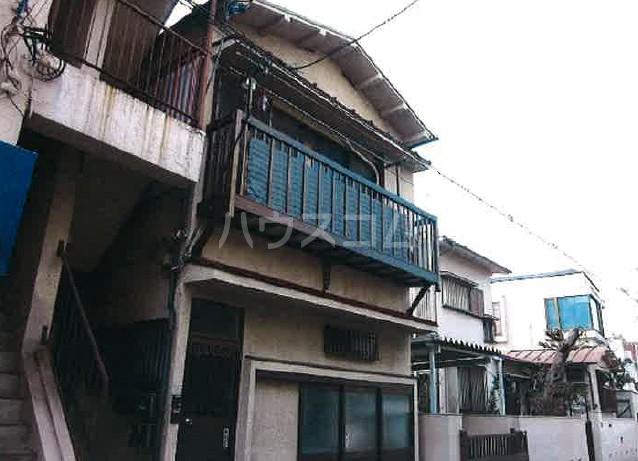 萩原荘 2F号室の外観