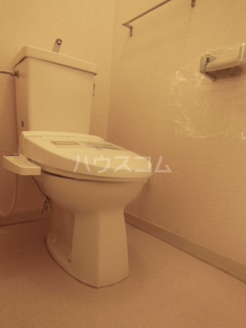 プリンセスミユキ 303号室のトイレ