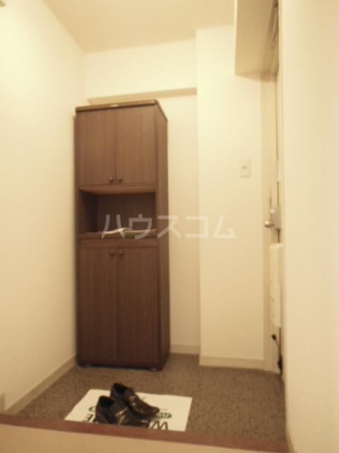 プリンセスミユキ 303号室の玄関