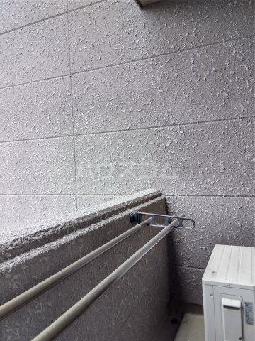 セザンヌ中条 107号室のバルコニー