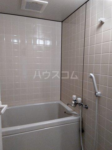 セザンヌ中条 107号室の風呂