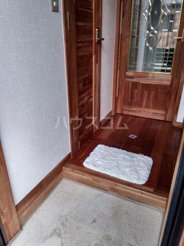 セザンヌ中条 107号室の玄関