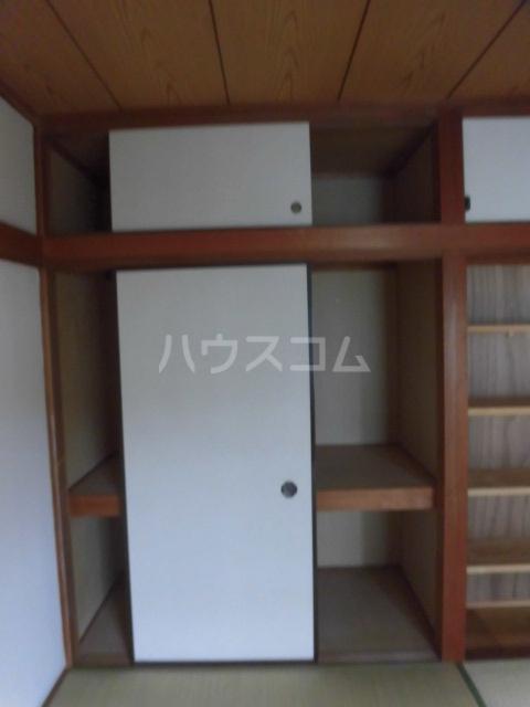 トータスハイツ 201号室の収納