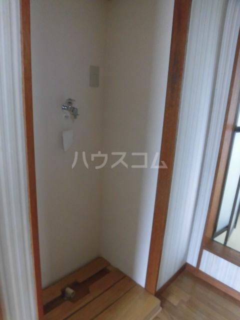 トータスハイツ 201号室の設備