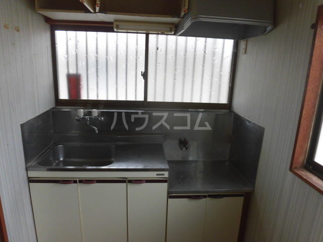 トータスハイツ 201号室のキッチン