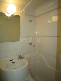 菅田方アパート 101号室の風呂