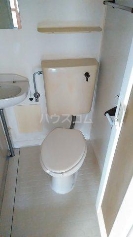 コーポ秋元 101号室のトイレ