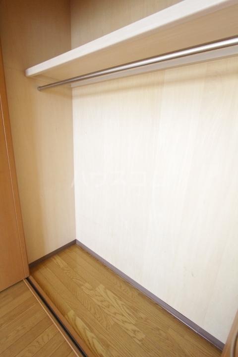 プランドール柿本 3F号室の収納