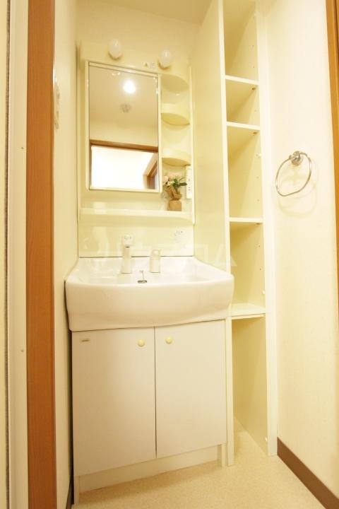 プランドール柿本 3F号室の洗面所