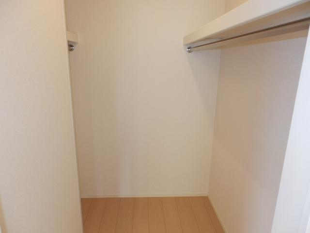 ル・カルテットヒロミ 101号室の収納