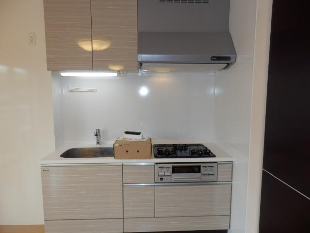 ル・カルテットヒロミ 101号室のキッチン