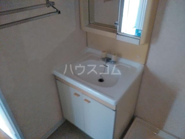 カーサジオ 207号室の洗面所