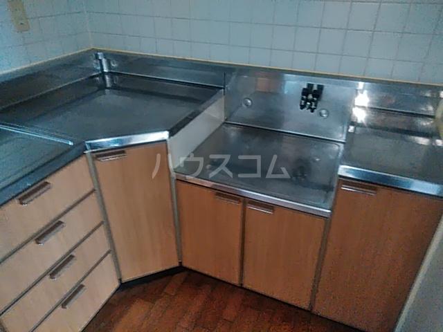 カーサジオ 207号室のキッチン