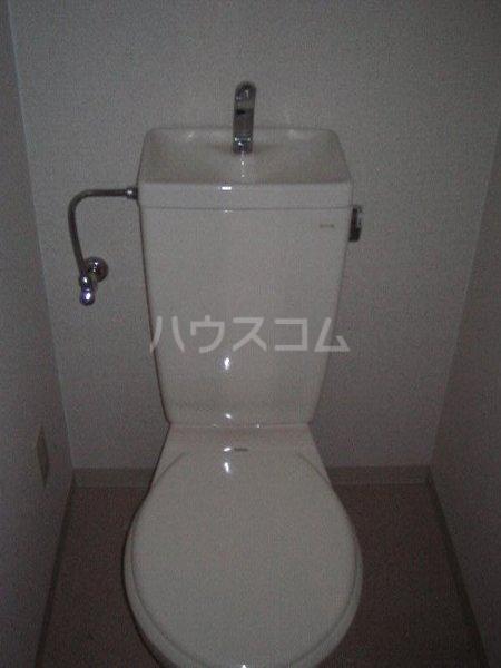 Casa ELEVATO 601号室のトイレ