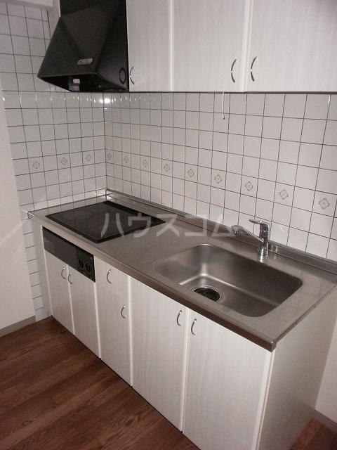 Casa ELEVATO 601号室のキッチン