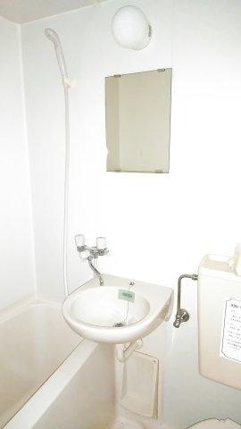 ジュネパレス市川第51 0104号室の洗面所