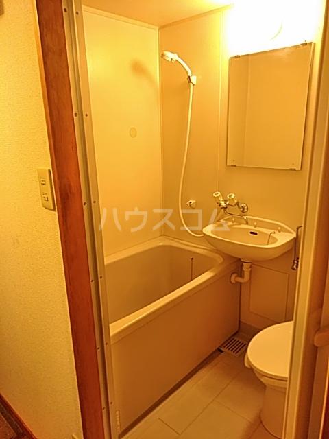 サンヨウハイネス 3057号室の風呂