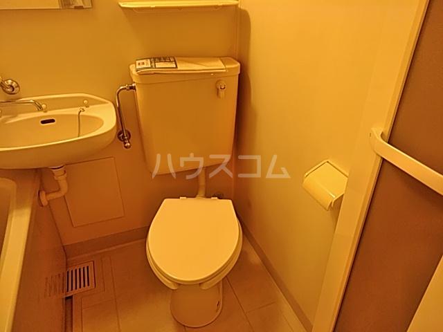 サンヨウハイネス 3057号室のトイレ