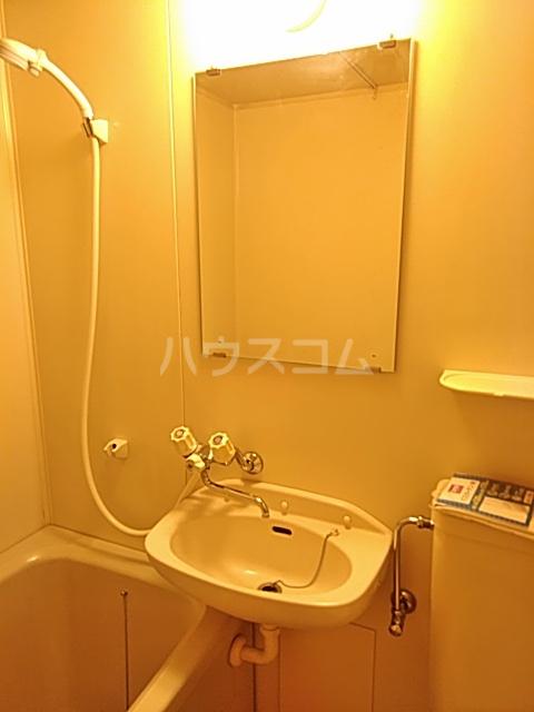 サンヨウハイネス 3057号室の洗面所