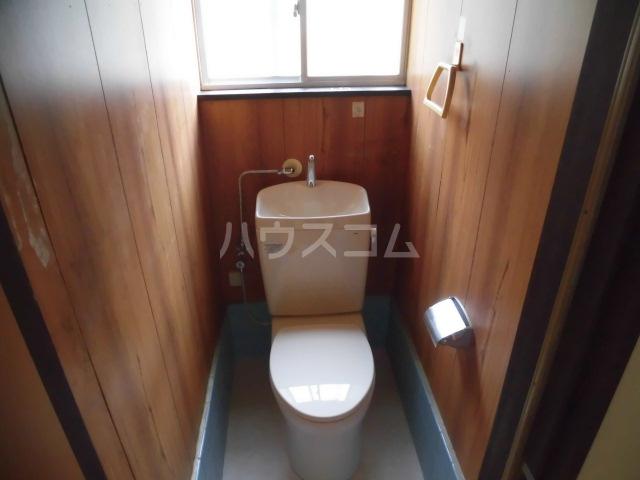 ル・クール夏見 101号室のトイレ