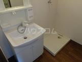 サンタプレイス岡崎 301号室の洗面所